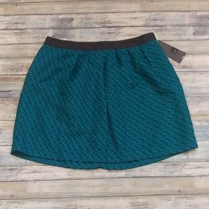 Mossimo A-line Skirt NWT